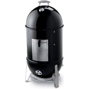 Коптильня Smokey Mountain Cooker, 47 см, черный